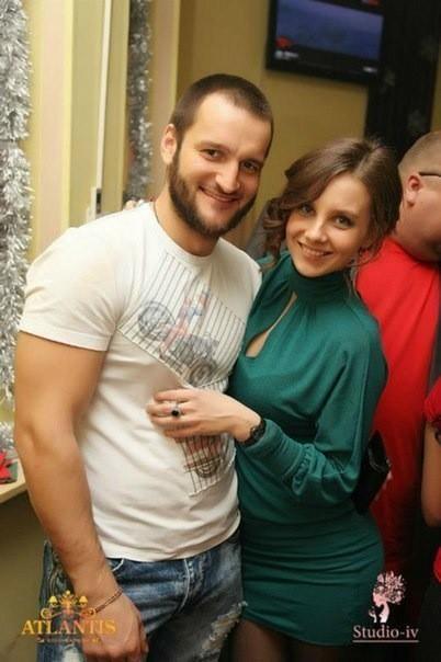 Екатерина крутилина и виктор хориков свадьба фото
