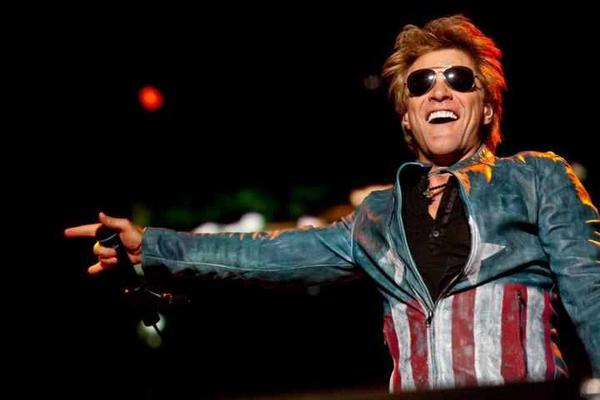 Bon Jovi - Captain Crush's Supershow