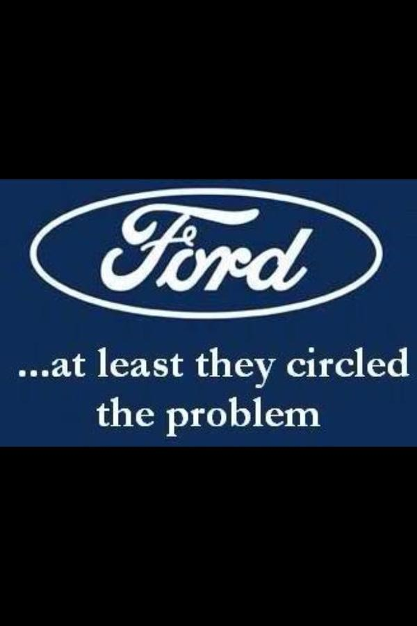 Why do ford trucks suck