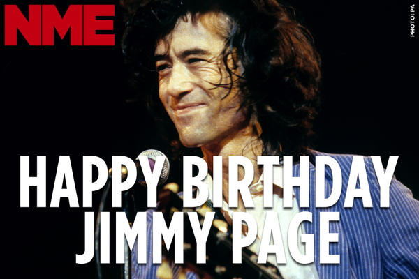 jimmy page birthday NME on Twitter: