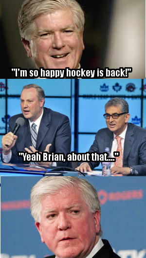 Brian Burke's day in a 3 panel comic: http://pic.twitter.com/SGS3awbb