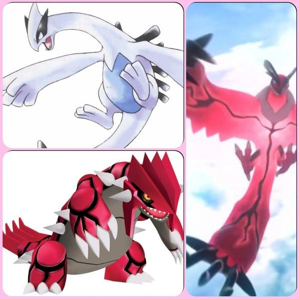 Ally Tamara On Twitter Yveltal Looks Like The Result If Lugia And Groudon Had A Baby P Am I Only One Who Sees This Tco HQ19IaQi
