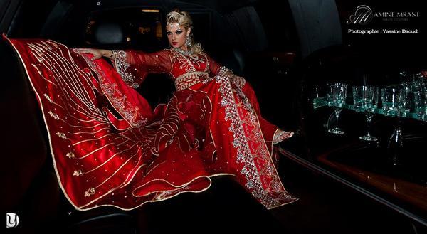 Aminemrani on twitter defile caftan haute couture le samedi 19 janvier 2013 salon du mariage - Salon du mariage oriental lyon ...
