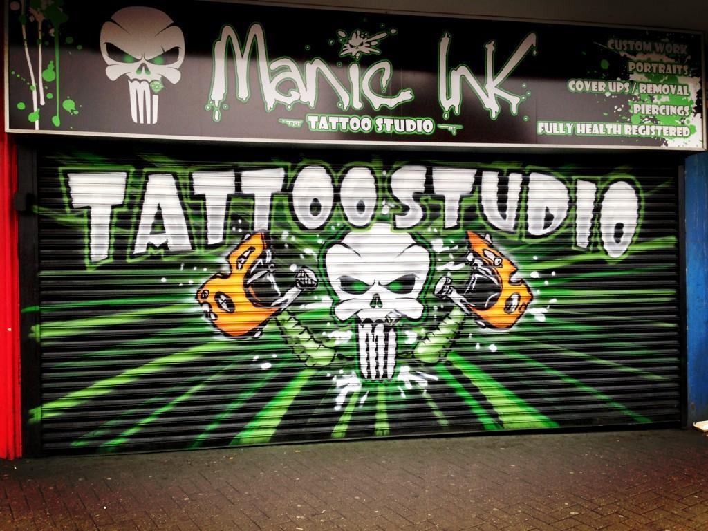 Graffiti 4 hire ltd