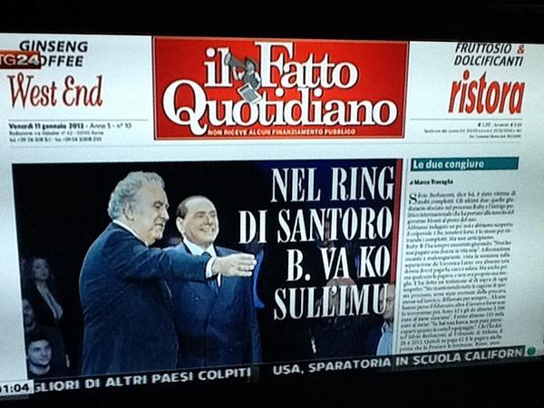 RT @nonleggerlo: #serviziopubblico via @SkyTG24 - @ilfattoblog di domani > http://pic.twitter.com/jhqTfgjA @Serv_Pubblico