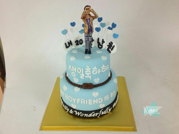 Jar On Twitter WAA RT Kaura0114 Birthday Cake For My 20 Years