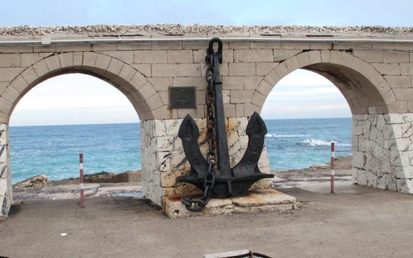 """Il caso della nave """"Cavtat"""" al largo di Otranto"""