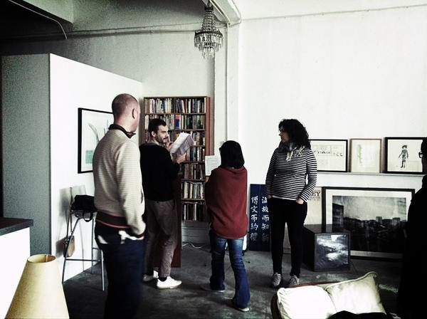 RT @HemanChong: Early morning breakfast in the studio of Warren Leung & Sara Wong @LTTDS #Moderations #HongKong @SpringHK @WDWcentrum http://pic.twitter.com/sG2uy9ya