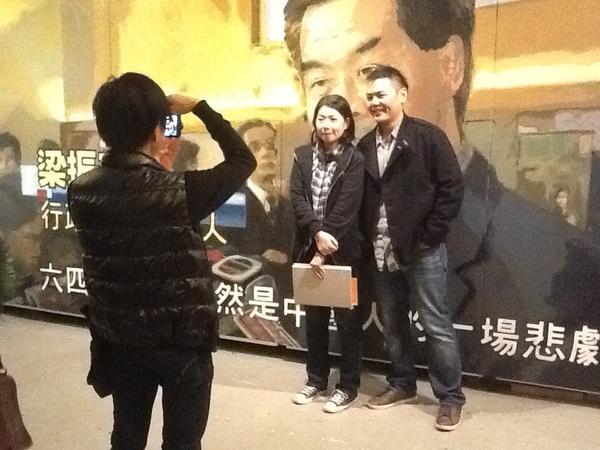 Chow Chun Fai with fans #fotanian http://pic.twitter.com/DD0zKQeS