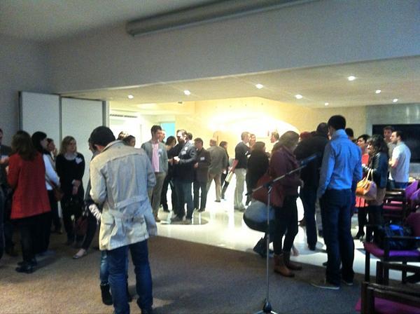 Tout le monde est prêt pour le #vinocamp #Cognac ! :-) http://pic.twitter.com/HRrvEM33