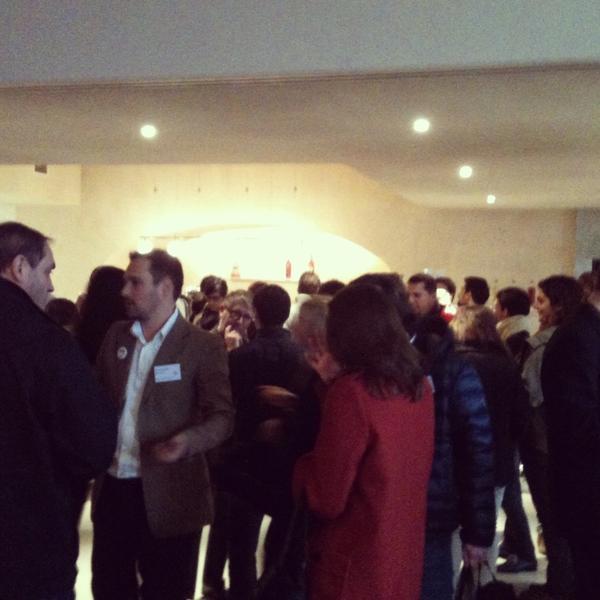 #vinocamp #cognac échange & partage Go! Go! Go! http://pic.twitter.com/OHrAcxyp