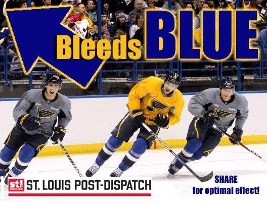 NHL hockey's back today! #letsgoblues #stlblues http://pic.twitter.com/GAlXQ6lT