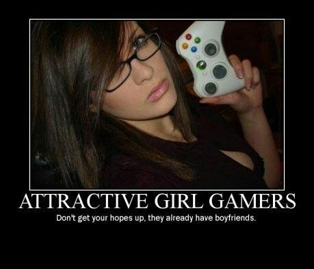 Sex with a gamer girl