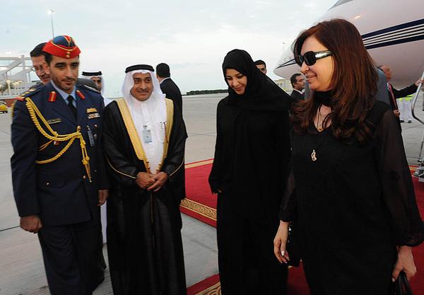 Tradicional hospitalidad y calidez árabe en la bienvenida. http://pic.twitter.com/nDpvqAZq