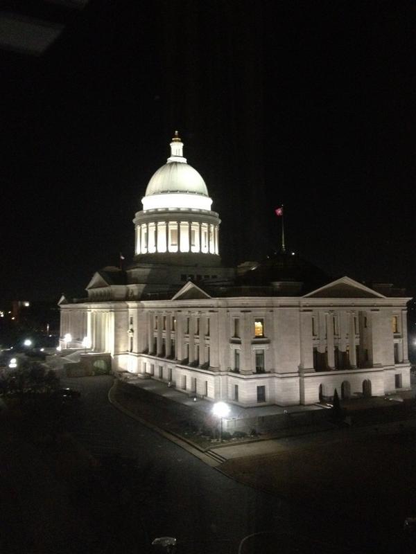 Thumbnail for 89th Arkansas General Assembly convenes