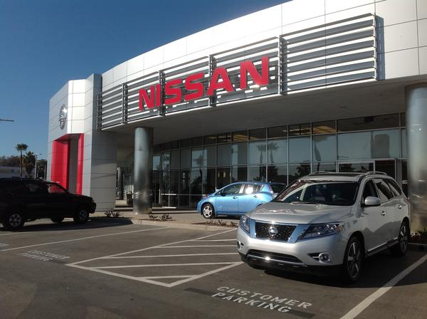 Mossy Nissan Chula Vista >> Nissan Next On Twitter Welcome To Nissan S Newest Dealer