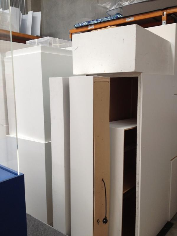 Storage. It's like a Fiona Connor waiting to happen. http://pic.twitter.com/nsGmjUc7