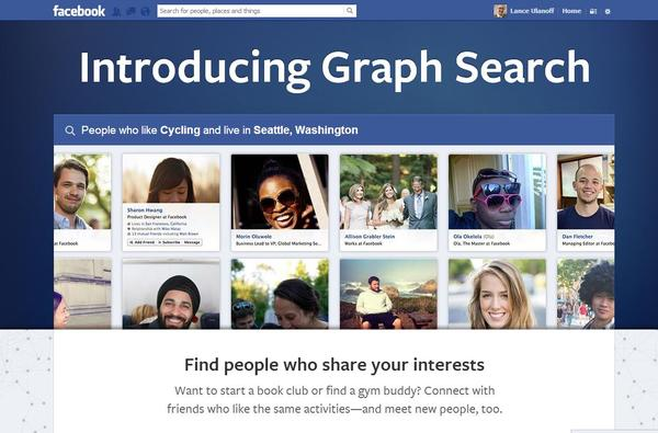 I'm in!...to Facebook Graph Search http://pic.twitter.com/sadVtIaN