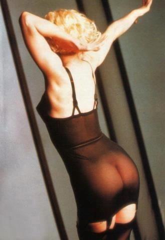 Madonnas ass emo hotties short