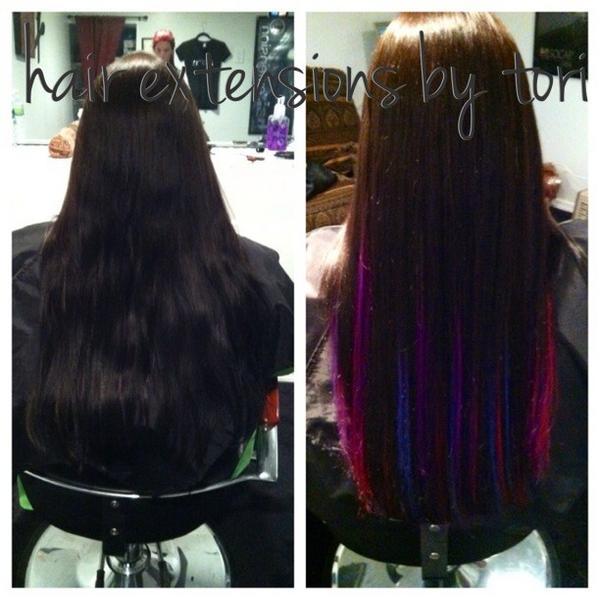Tori Leigh On Twitter Hair Extensions By Tori Caputo Socap Hair