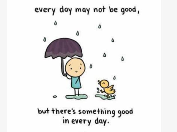 """Islamic Quotes On Twitter: """"Everyday May Not Be Good, But"""