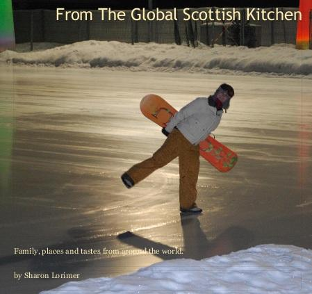 Buy the global cookbook, From the Global Scottish Kitchen here http://www.blurb.com/bookstore/detail/3534846 #foodies http://pic.twitter.com/1gpeJXOw