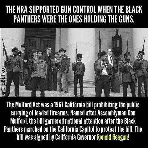 Back in the day, the NRA supported gun control. Really! http://t.co/7YI4oqFMKF