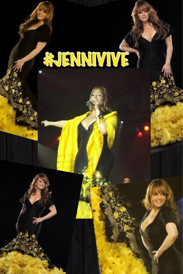 Jenni Rivera Siempre En Twitter El Mejor Vestido De