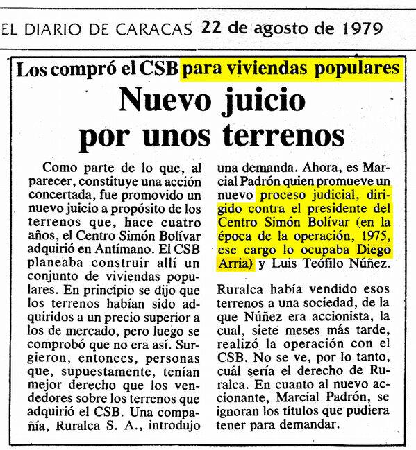 Twitter / 1aclarate: DOSIS DE FITINA: Juicio por ...