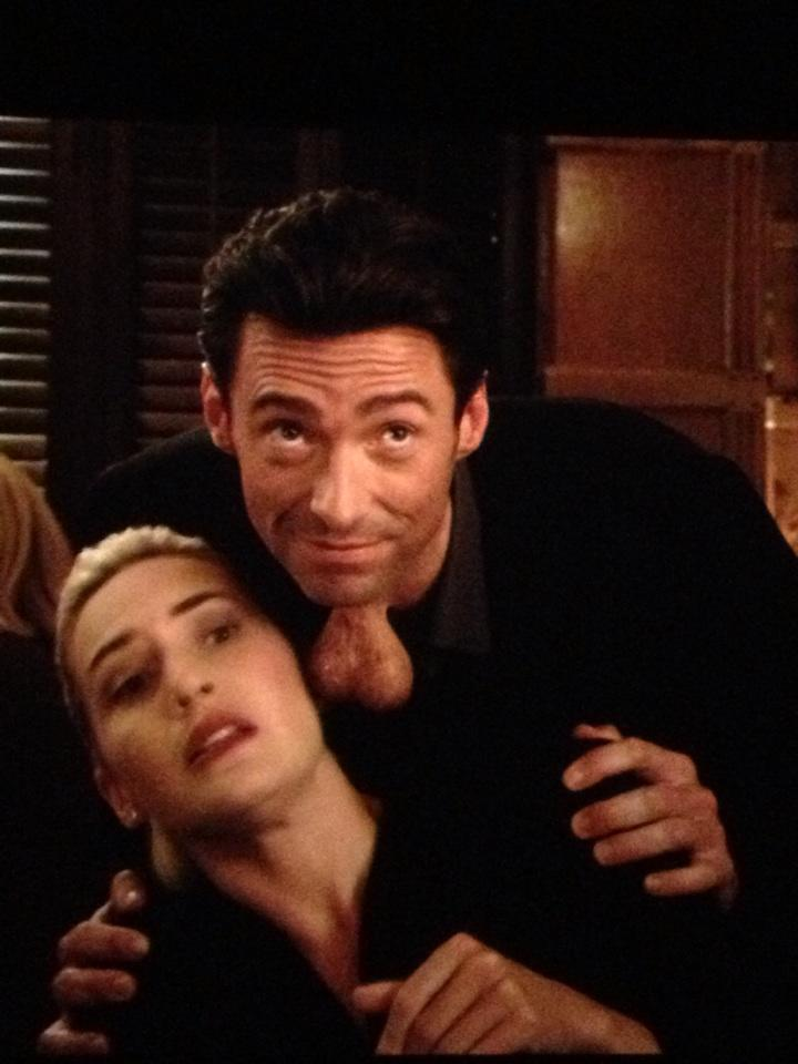 Movie 43 Ball Neck