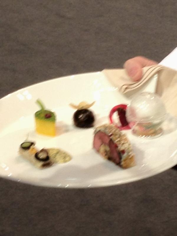 RT @Chef_Keller: .@BocusedOrUSA: Denmark's meat plate. #bocusedor2013 http://pic.twitter.com/nbLZYMFq
