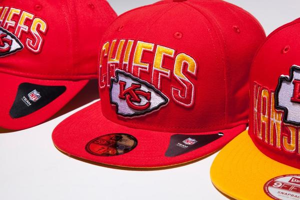 New Era reveals 2013 NFL Draft cap collection  d00bb75d5