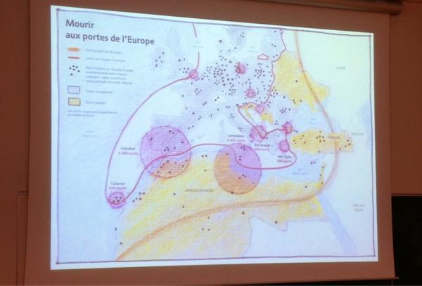 RT @Fuzzyraptor: En voyant cette carte, des migrants ont estimé que le cartographe était en colère #CartoReka http://pic.twitter.com/SqEKQ8xX