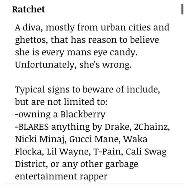 What does ratchet hoe mean