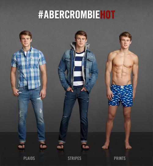 Abercrombie Guys