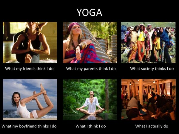 Susanne On Twitter This Is The Most Funny Yoga Meme Ive Seen So Far Check It Out Tco BXZdY3Eu