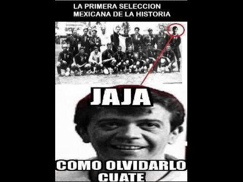 RT @luisgarciar_: JAJAJAJAJAJAJAJA a la verrrga Chabelo inmortal http://pic.twitter.com/lnYEUuP4
