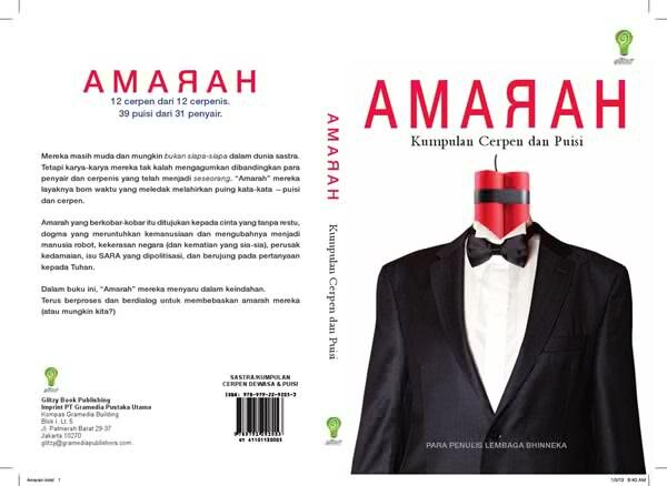 Dua Puisi Pringadi Abdi di Buku Amarah (2013)