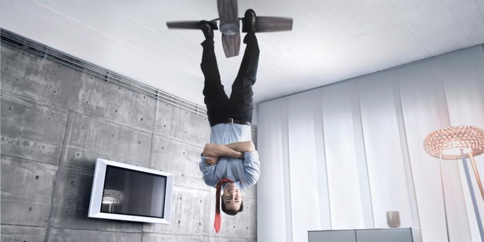 le bhv marais on twitter un homme coll au plafond avec de la super glue rendez vous rayon. Black Bedroom Furniture Sets. Home Design Ideas