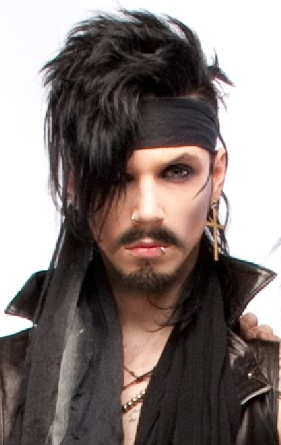 Liss On Twitter Andy Biersack With A Beard Httptcoo4lnxizd