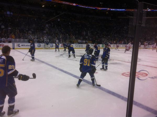 Long live the Note! #StlBlues http://pic.twitter.com/zQmOGpa0