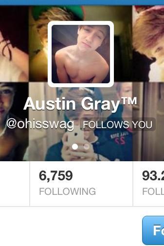 Austin gray snapchat