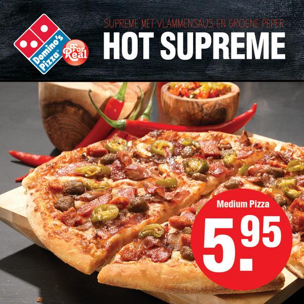 """domino's pizza nl on twitter: """"met temperaturen ver onder het"""