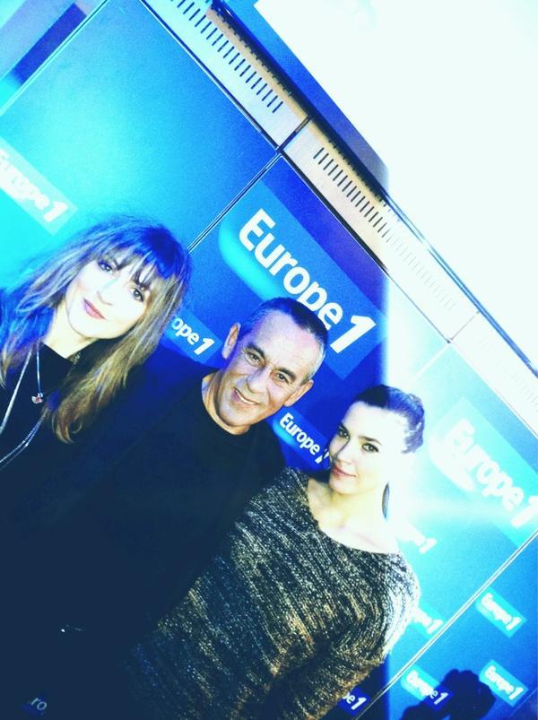 #Thierry Ardisson @ClubEurope1 @camillechamoux @CharlotteGabris #endirect<br>http://pic.twitter.com/mcOKkhp6