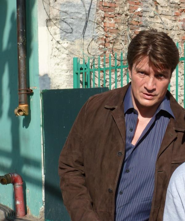 Watch What You Love On Twitter The Ruggedly Handsome Nathan Fillion Castle Http T Co Axkeywau