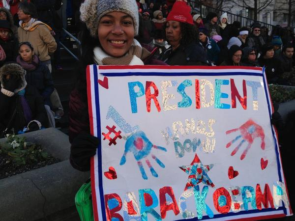 Check out one of the best signs along the #inaug2013 parade route—hands down: http://t.co/T9l1a5Of