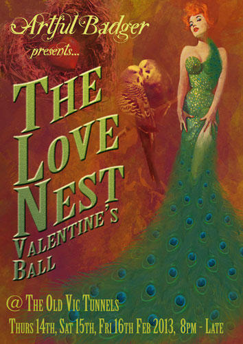 Be you sweethearts or love seekers, get ready to display your finest plumage at The Love Nest Ball this Valentine's. RT http://t.co/ut2xAyqr
