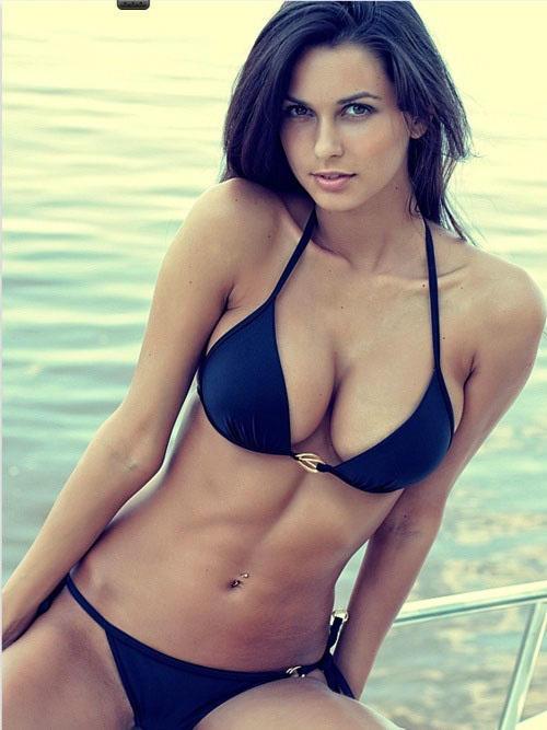 See Thru Clothes Bikini