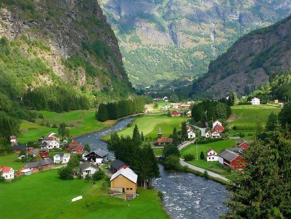 السياحة في النرويج : اجمل 4 مدن سياحية في النرويج
