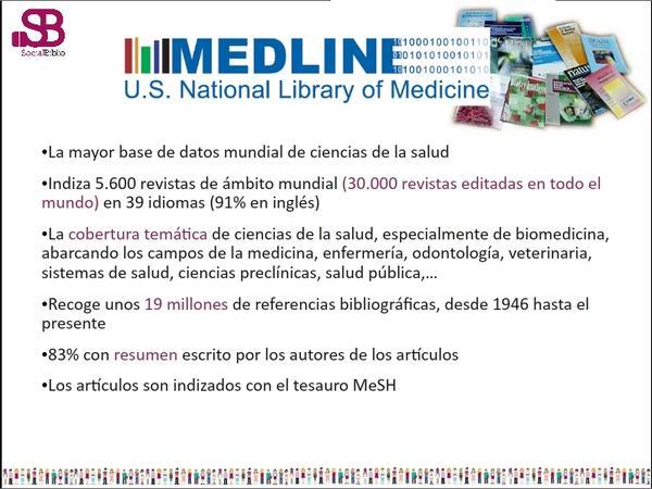 Conociendo #MedLine la mayor base de datos en ciencias salud y su buscador #PubMed http://www.ncbi.nlm.nih.gov/pubmed #socialbiblio http://pic.twitter.com/twweB7Sw